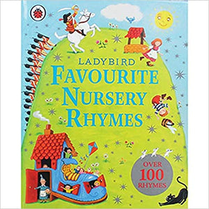 Ladybird Favourite Nursery Rhymes