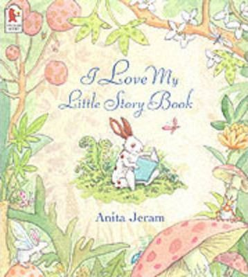 I Love My Little Story Book