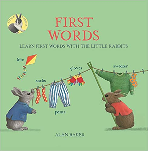 Little Rabbit's My First Words
