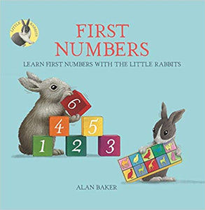 Little Rabbit's My First Numbers