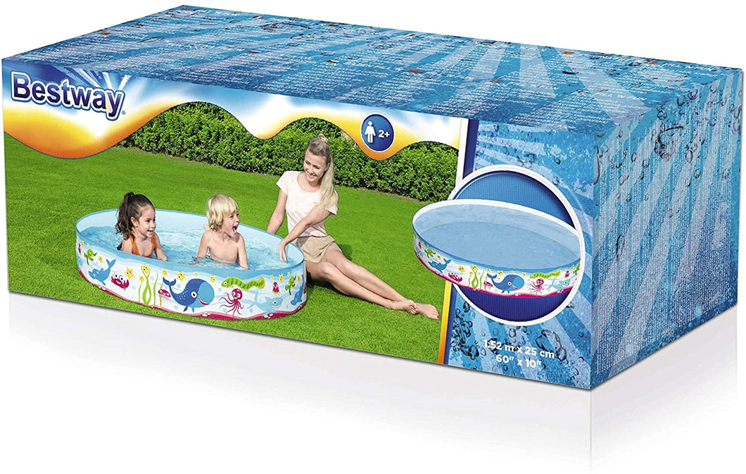 Bestway Fill N Fun Pool The Bubble Room Toy Store Skerries Dublin