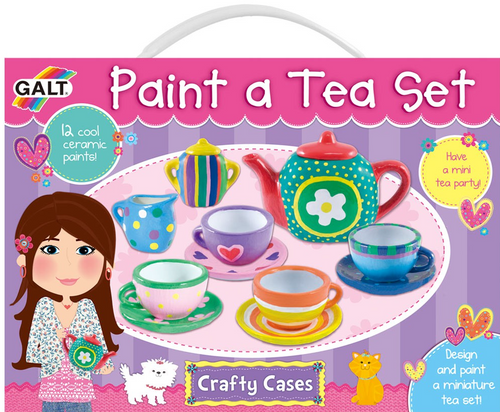 Galt Paint a Tea Set The Bubble Room Toy Store Skerries Dublin