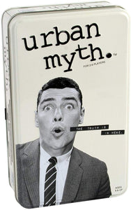 Urban Myth Tin Trivia Game. Paul Lamond Games