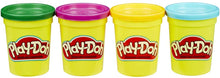 Load image into Gallery viewer, PlayDoh 4 Pack of Colours Assortment