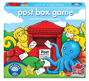 Orchard Toys Post Box Game The Bubble Room Toy Store Dublin Ireland