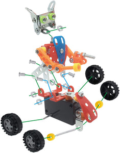 Tobar Workshop Pull Back and Go Robot  The Bubble Room Toy Store Skerries Dublin