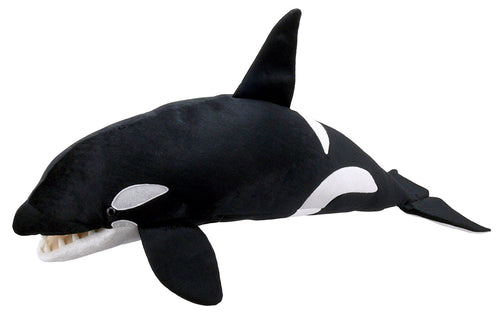 The Puppet Company Large Creatures Orca Whale Hand Puppet