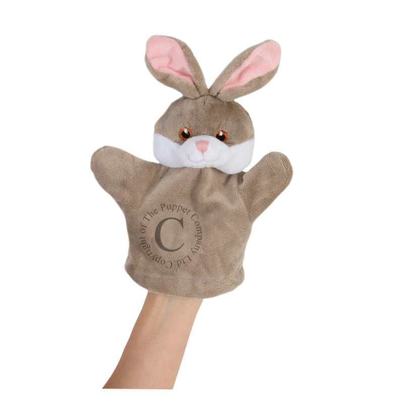 The Puppet Company My First Puppet Rabbit Hand Puppet