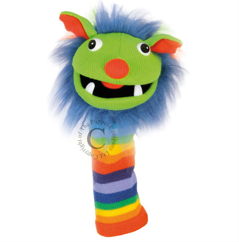 Rainbow Puppet The Bubble Room Toy Store Dublin