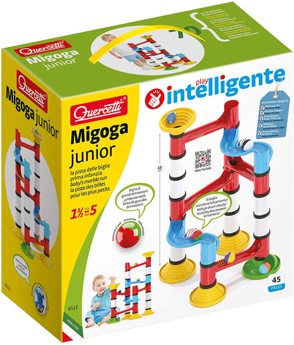 Quercetti Migoga Junior Marble Run The Bubble Room Toy Store Dublin