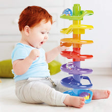 Load image into Gallery viewer, Quercetti Spiral Tower marble Run The Bubble Room toy store dublin