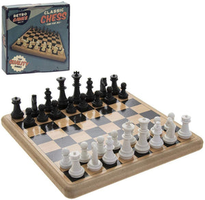 Retro Chess Set The Bubble Room Toy Shop Dublin