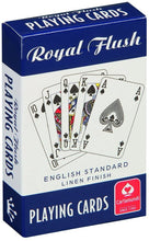Load image into Gallery viewer, Royal Flush Playing Cards The Bubble Room Toy Store Dublin