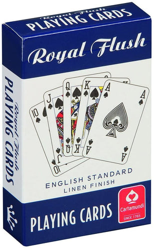 Royal Flush Playing Cards The Bubble Room Toy Store Dublin