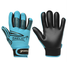 Load image into Gallery viewer, Sportech Kids GAA Gripper Gloves Juniors Lightweight The Bubble Room Toy Store Dublin