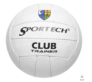 Sportech Gaelic Club Trainer Ball Size 4 The Bubble Room Toy store Skerries Dublin