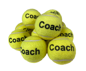 Sportech Coach Tennis Balls The Bubble Room Toy Store Dublin
