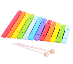 Bigjigs Snazzy Xylophone The Bubble Room Toy Store Dublin Ireland
