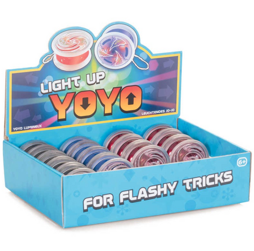 Tobar Light Up Yoyo
