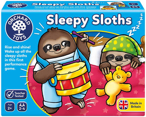 Sleepy Sloths Game The Bubble Room Toy Store Dublin