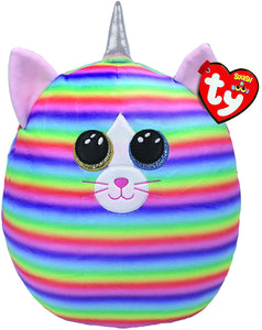 Ty Squish a Boo Heather Cat The Bubble Room Toy Store Skerries Dublin