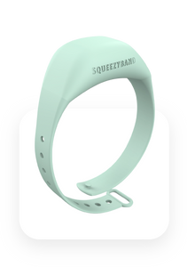 Squeezy Band Wearable  Hand Sanitizer