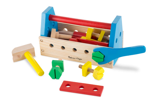 Melissa & Doug-Along Tool Kit The Bubble Room Toy Store Dublin