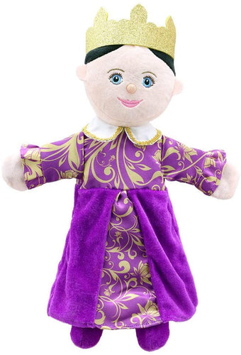 The Puppet Company Queen Story Telling Puppet The Bubble Room Toy store Skerries Dublin