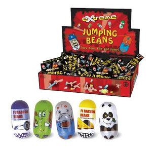Tobar Pack of 2 Extreme Jumping Beans