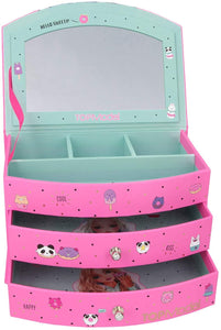 Top Model Candy Cake Jewellery Box with Mirror The Bubble Room Toy Store Dublin