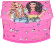 Load image into Gallery viewer, Top Model Candy Cake Jewellery Box with Mirror The Bubble Room Toy Store Dublin