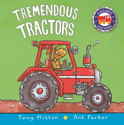 Tremendous Tractors The Bubble Room Toy Store Dublin Ireland