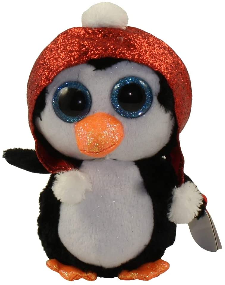 Ty Beanie Boo Gale  Penguin  The Bubble Room Toy Store Dublin