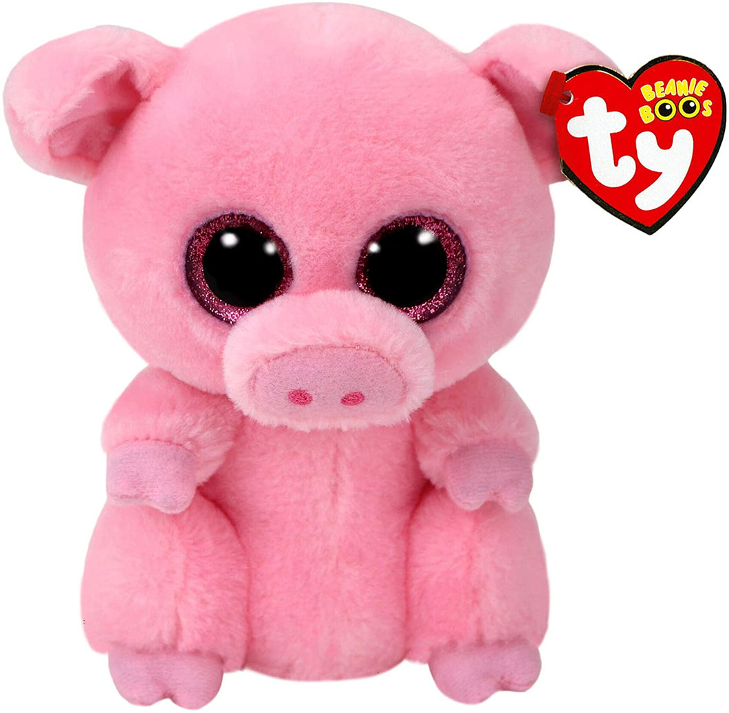 Ty Beanie Babies Boos Posey the Pig  The Bubble Room Toy Store Dublin