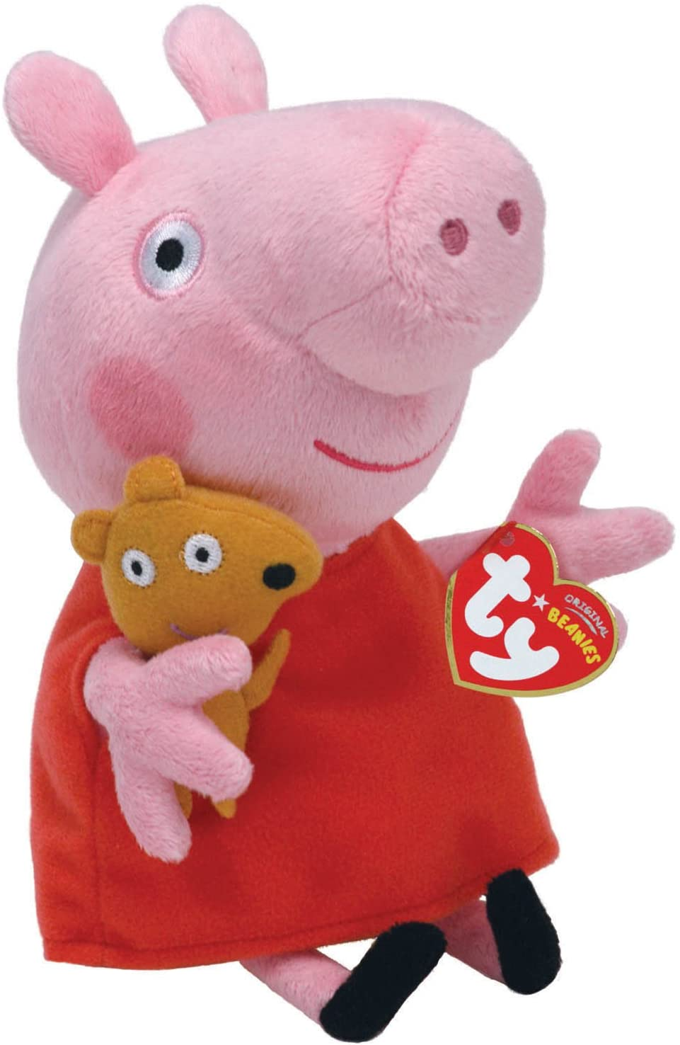 Ty  Peppa Pig Beanie  The Bubble Room Toy Store Skerries Dublin