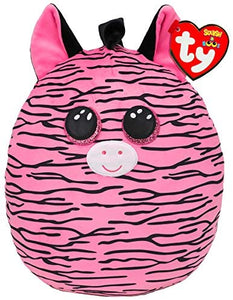Ty Squish a Boo Zoey the Zebra The Bubble Room Toy Store Skerries Dublin