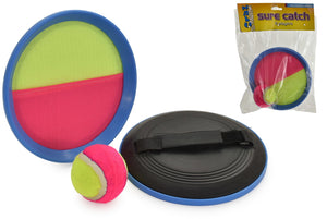 Velcro Catch Ball Set The Bubble Room Toy Store dublin