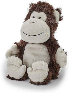 Intelex Monkey Plush Microwavable The Bubble Room Toy Store Dublin