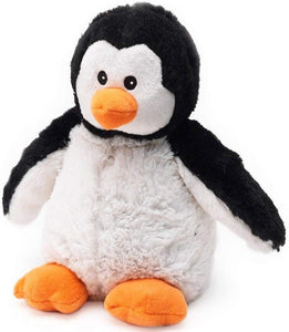 Intelex Penguin Plush Microwavable The Bubble Room Toy Store Dublin