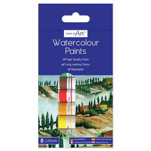Tallon watercolor paint The Bubble Room Arts and Craft store Skerries Dublin