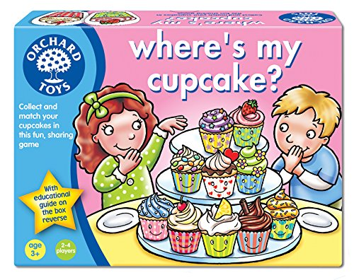 Orchard Toys Where's my Cupcake