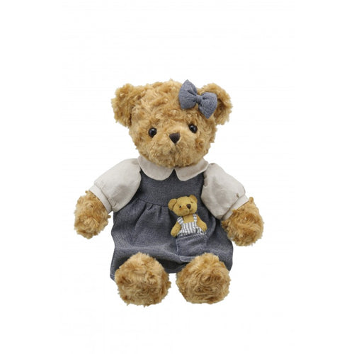Wilberry Mummy Bear Dressed Animal The Bubble Room Toy Store Dublin