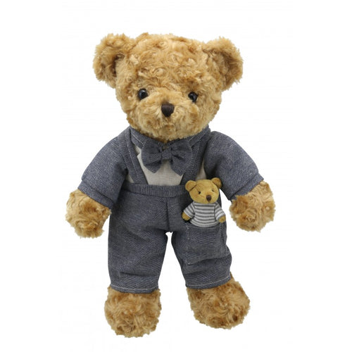 Wilberry Daddy Bear Dressed Animal