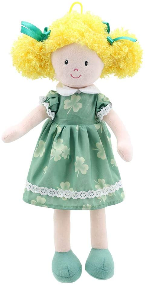 Wilberry Doll (Green Dress) The Bubble Room Toy Store Dublin