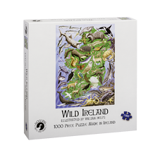 Load image into Gallery viewer, Wild Ireland 1000 Piece Puzzle The Bubble Room Toy Store Dublin