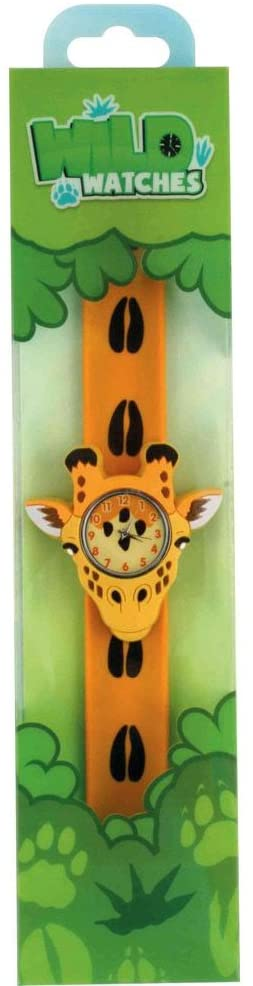 Keycraft Wild Watches Giraffe The Bubble Room Toy Store Dublin