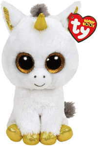 TY Beanie Boo Pegasus the Unicorn The Bubble Room Toy Store Dublin