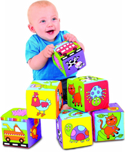 Load image into Gallery viewer, Galt Toys Soft Blocks The Bubble Room Toy Store Skerries Dublin