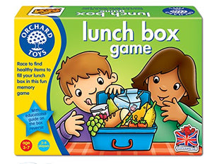 Orchard Toys Lunch Box Game The Bubble Room Toy Store Dublin