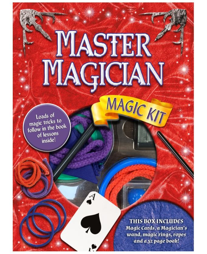 Master Magician Kit The Bubble Room Toy Store Dublin